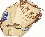 Crafted from world-renowned Heart of the Hide ultra-premium steer-hide leather, this Rawlings Salvador Perez glove is the perfect combination of craftsmanship & performance. This 32. 5-inch catcher's mitt performed at a high level for Gold Glove winner Perez and it will certainly perform for you too. With this mitt you'll experience unrivaled protection, durability, and performance every inning behind the plate. Its solid 1-piece web design and ability to break in exactly to your liking, you'll be ready to handle hard throwers, insane breaking balls and be ready to gun down runners who thought they got a good jump. The moldable padding and deer-tanned cowhide lining both allow you to custom-fit your Heart of the Hide catcher's mitt for added comfort and feel in every situation you face. Don't wait, get your Salvador Perez catcher's mitt now and backstop your team throughout the season with the highest-quality glove around! Color Camel Throwing Hand Right Sport Baseball Back Velcro Strap Player Break-In 60 Fit Standard Level Adult Lining Deer-Tanned Cowhide Padding Moldable  Series Heart of the Hide  Shell Steer Hide Leather Web 1-Piece Solid Used By Salvador Perez Size 32.5 in Special Feature Pro Game Day Patterns Pattern SP13   Age Groupbr / Pro/College, High School, 14U, 12U