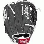 Rawlings Heritage Pro HPW204DSB Baseball Glove White 11.5 Right Hand Throw