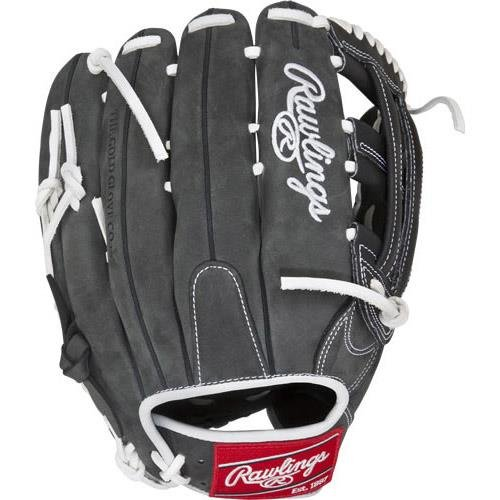 rawlings-heritage-pro-hpw204dsb-baseball-glove-white-11-5-right-hand-throw HPW204DSB-RightHandThrow Rawlings 083321195280 Heritage Pro Series gloves combine pro patterns with moldable padding providing