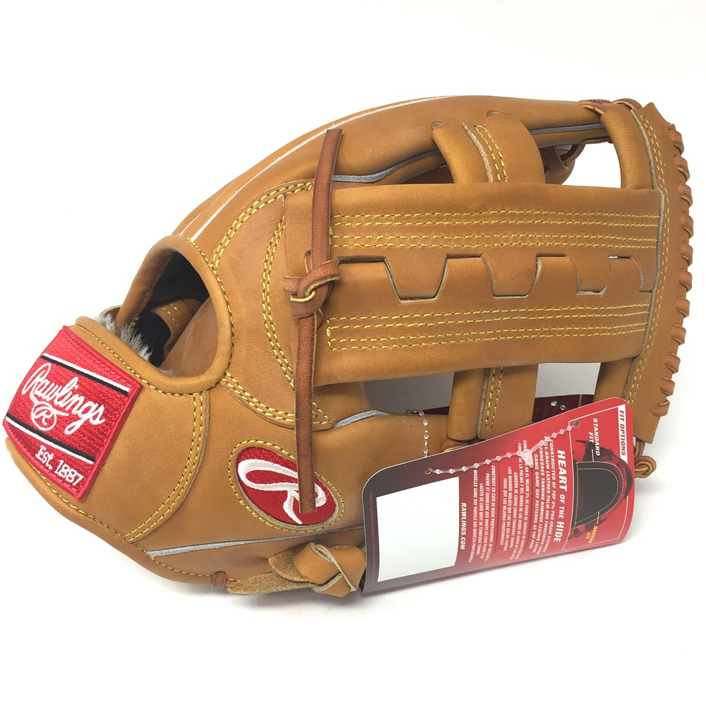 rawlings-hoh-prorv23-baseball-glove-horween-leather-12-25-right-hand-throw PRORV23-HT-RightHandThrow Rawlings  Rawlings Ballgloves.com exclusive PRORV23 worn by many great third baseman including