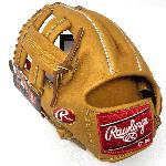rawlings hoh prospt baseball glove horween leather 11 75 left hand throw