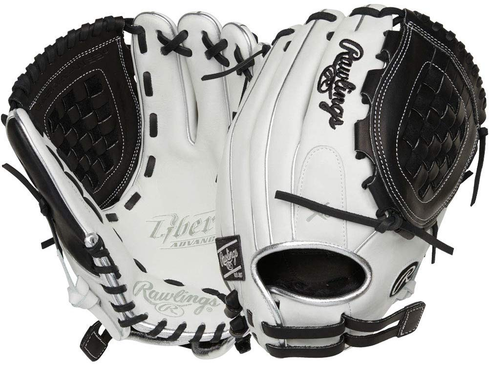 rawlings-liberty-advanced-12-inch-fastpitch-softball-glove-right-hand-throw RLA120-3BP-RightHandThrow Rawlings 083321665745 Quality full-grain leather for enhanced durability PoronA XRDa palm padding for