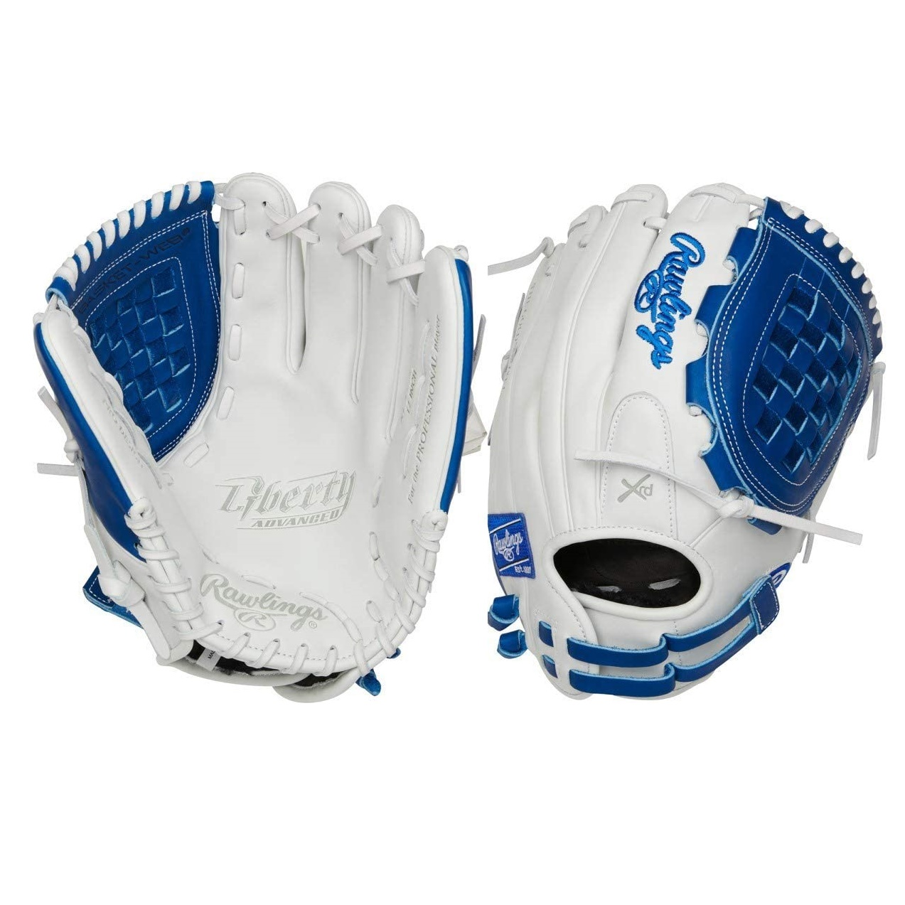 rawlings-liberty-advanced-color-series-12-fastpitch-softball-glove-right-hand-throw RLA120-3R-RightHandThrow   Hit the field in style with the Liberty Advanced Color Series
