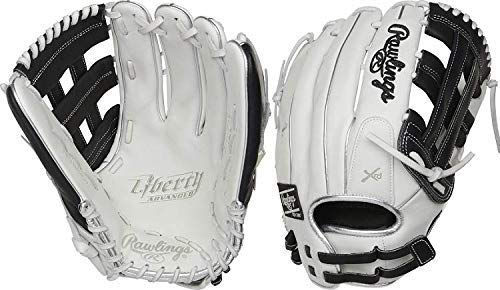 rawlings-liberty-advanced-color-sync-softball-glove-13-rla130-6n-right-hand-throw RLA130-6N-RightHandThrow Rawlings 083321665691 Limited Edition Color Way 13 Pattern game-ready feel full-grain oil treated