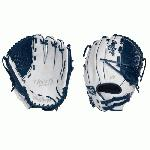 rawlings liberty advanced rla125 18wn fastpitch softball glove 12 5 right hand throw