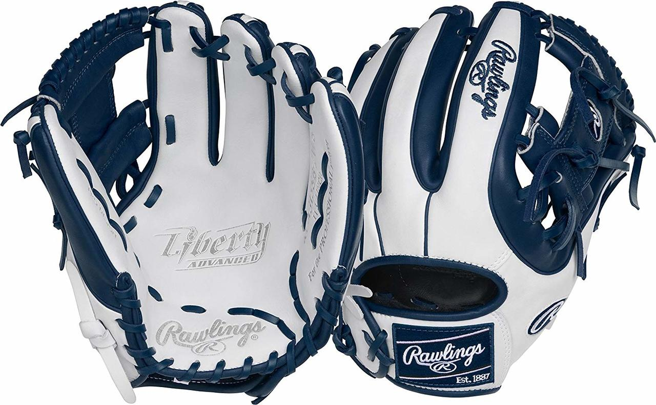 rawlings-liberty-advanced-rla315sb-2wn-fastpitch-softball-glove-11-75-right-hand-throw RLA315SB-2WN-RightHandThrow Rawlings 083321439223 The perfectly-balanced patterns of the updated Liberty Advanced Series are designed