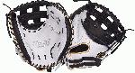 rawlings liberty advanced rlacm33fpwbg fastpitch softball catchers mitt 33 inch right hand throw