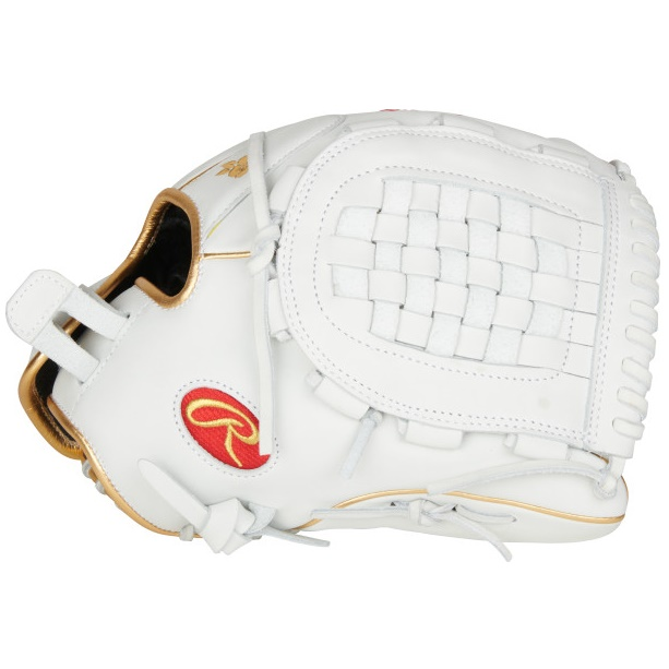 rawlings-liberty-advanced-softball-glove-12-5-white-right-hand-throw RLA125KRG-RightHandThrow Rawlings 083321705373 The 2021 Liberty Advanced 12.5-inch fastpitch glove was crafted from high-quality