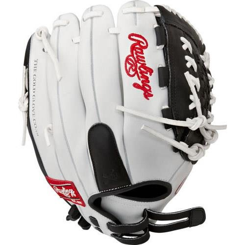 rawlings-liberty-advanced-softball-glove-with-finger-shift-white-12-5-in-right-hand-throw RLA125FS-RightHandThrow Rawlings 083321230998 Basket-Web® forms a closed deep pocket that is popular for infielders