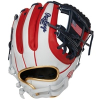 rawlings olympic usa heart of hide softball glove 12 right hand throw