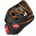 Rawlings Premium Pro 11.25 inch Baseball Glove PPR1125 (Right Hand Throw) : The Solid Core technology features OPT-FIT, an innovation designed to improve how the glove fits the hand, resulting in enhanced grip, maximum command and optimal feel. Matched with a lace-less heel, the 1-piece palm construction revolutionized the traditional way the glove is assembled, providing the player with ultimate control. Soft full grain leather shell for game ready feel. Patented Solid Core technoloby enhances fit feel and function. Solid Core technology construction enhances the fit of the glove providing maximum control. lace less heel and palm provide better feel for the ball and effortless break in.