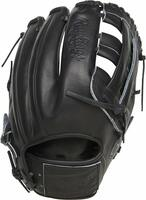 rawlings pro label black baseball glove 12 25 right hand throw
