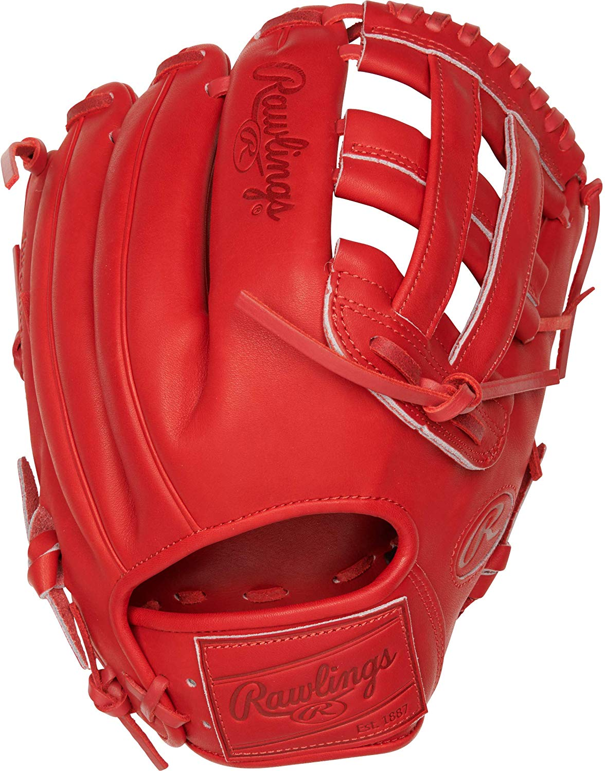 rawlings-pro-label-scarlet-baseball-glove-12-25-right-hand-throw PROKP17-6S-RightHandThrow  083321691409 <p>12.25 pattern Limited Edition Kris Bryant Pattern Indent Stamping On Shell