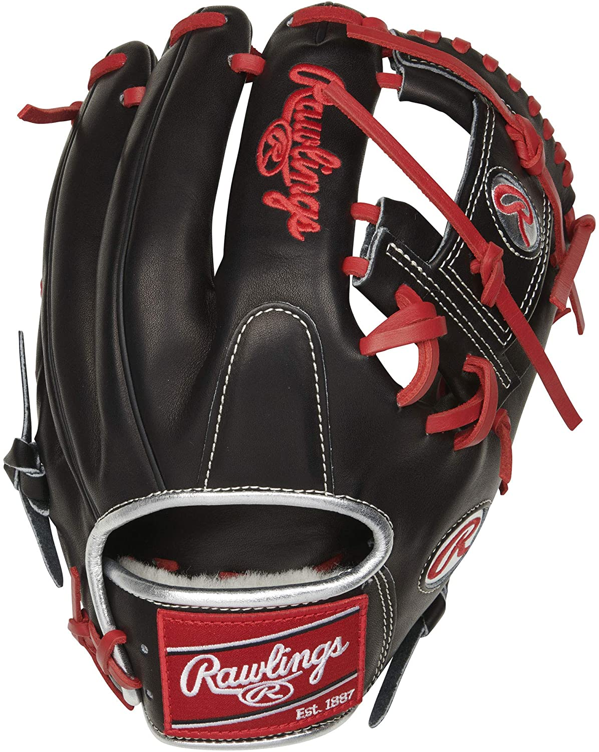 rawlings-pro-preferred-11-75-baseball-glove-f-lindor-right-hand-throw PROSFL12B-RightHandThrow Rawlings 083321701627 The 2021 Pro Preferred Francisco Lindor Glove was constructed from Rawlings