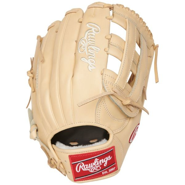 rawlings-pro-preferred-12-75-in-outfield-glove-right-hand-throw PROS3039-6CC-RightHandThrow Rawlings 083321522451 Known for their clean supple kip leather Pro Preferred® series gloves