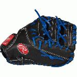 rawlings pro preferred anthony rizzo 12 75 in game day first base mitt right hand throw