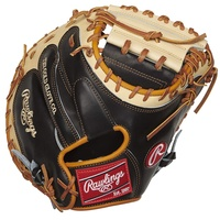 rawlings pro preferred catchers mitt 33 inch 1 piece closed web right hand throw