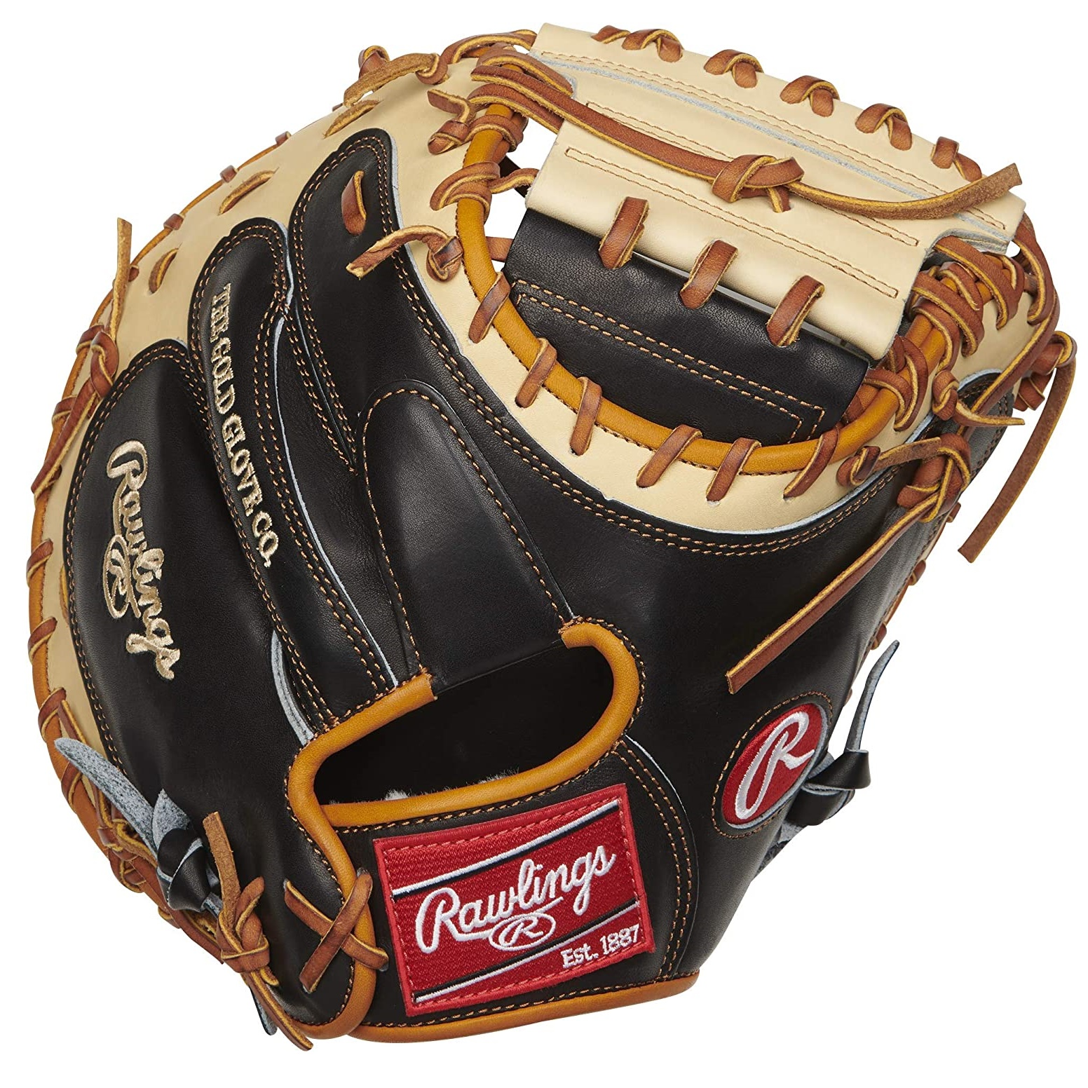 rawlings-pro-preferred-catchers-mitt-33-inch-1-piece-closed-web-right-hand-throw PROSCM33BCT-RightHandThrow   Known for their clean supple kip leather Pro Preferred® series gloves