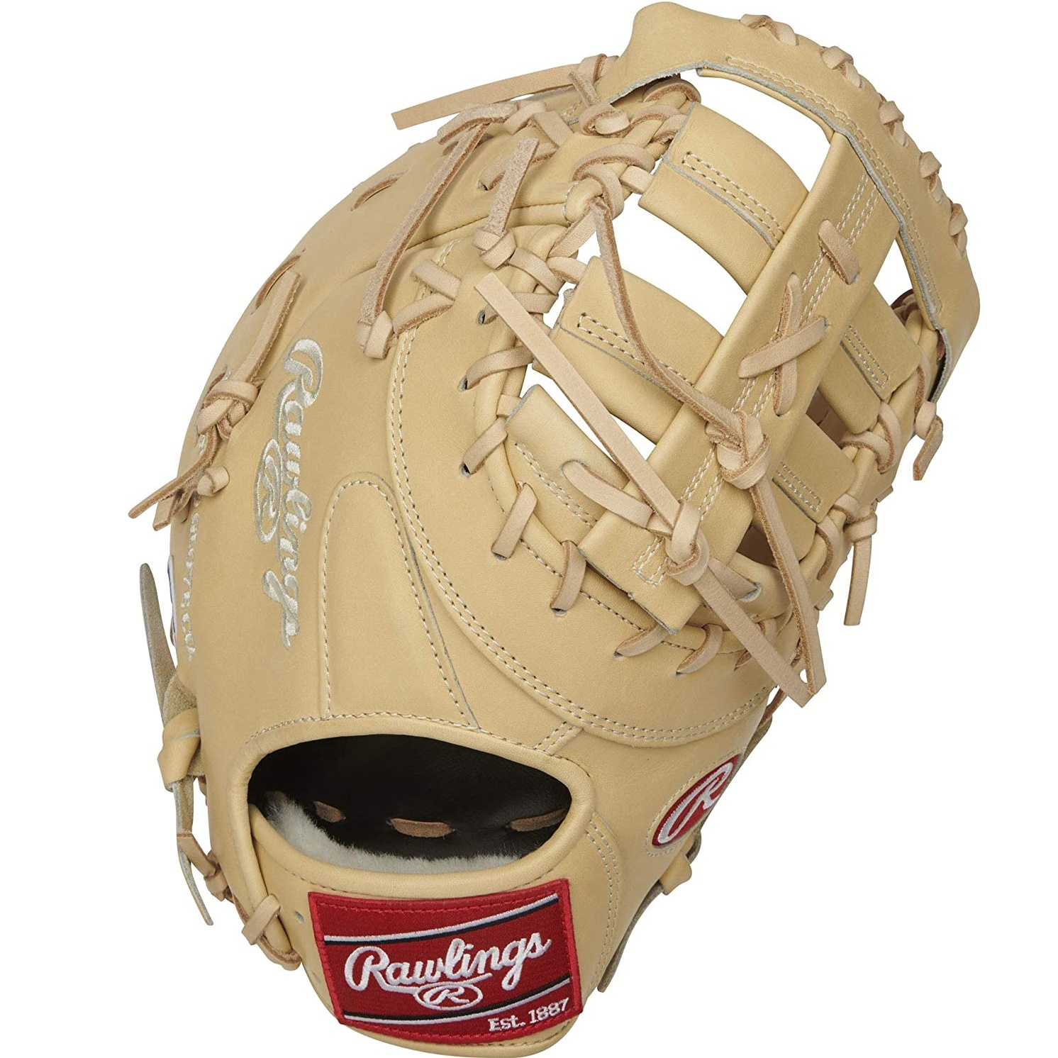 rawlings-pro-preferred-first-mitt-single-post-double-bar-web-13-inch-right-hand-throw PROSDCTCC-RightHandThrow   The 2021 Pro Preferred 13-inch first base mitt was crafted from