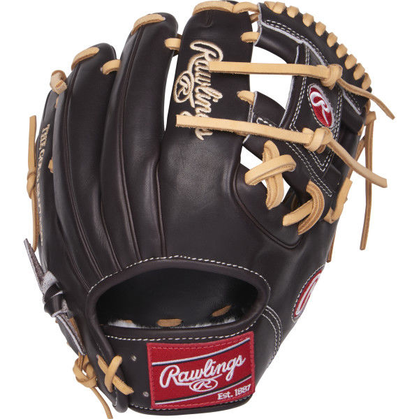 rawlings-pro-preferred-pros2172-2mo-baseball-glove-11-25-right-hand-throw PROS2172-2MO-RightHandThrow Rawlings 083321368387 Known for their clean supple kip leather Pro Preferred® series gloves