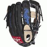rawlings pro preferred pros302 6cb baseball glove 12 75 right hand throw