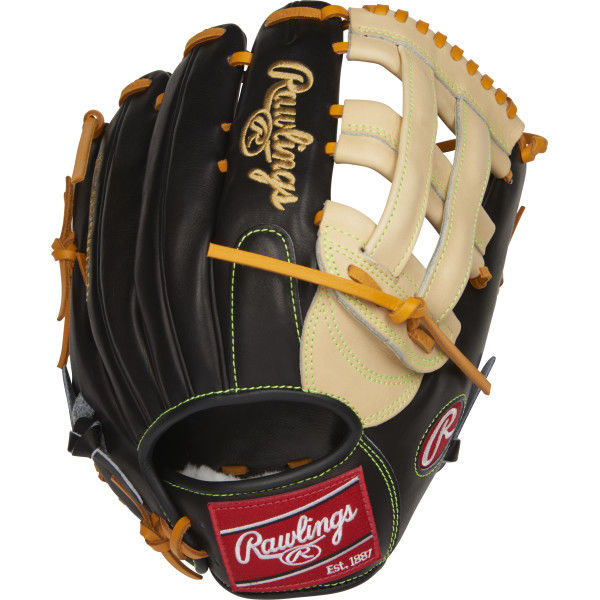 rawlings-pro-preferred-pros3039-6cb-salesman-sample-baseball-glove-12-75-right-hand-throw PROS3039-6CB-NOTAGS-RightHandThrow Rawlings 083321368349 Known for their clean supple kip leather Pro Preferred® series gloves