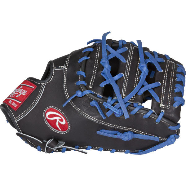 Known for their clean, supple kip leather, Pro Preferred® series gloves break in to form the perfect pocket based on its owners' specific playing preference. The top pro game-day patterns and pro-grade materials unite to deliver the quality and performance that the very best in the game demand and rely on season after season. Details Age: Adult Brand: Rawlings Map: Yes Sport: Baseball Type: Baseball Size: 12.75 in Back: Conventional Player Break-In: 70 Fit: Standard Level: Adult Lining: Pittards Sheep Skin Padding: 100% Wool Blend Pattern: Pro Position: First Base Series: Pro Preferred Shell: Kip Leather Type: Baseball Web: Horizontal Bar X-Laced Used By: Anthony Rizzo