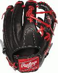 Rawlings Francisco Lindor gameday pattern baseball glove. 11.75 inch Pro I Web and conventional back. spanPro Preferred™ gloves feature impeccable kip skin leather that breaks in to specific playing preferences, forming the perfect pocket. The high-performance sheepskin lining wicks moisture away, keeping the hand dry for better control when players need it most./span Franciso uses this glove pattern for shortstop as a professional baseball player. Know for their clean, supple kip leather, Pro Preferred® series gloves break in to form the perfect pocket based on its owners' specific playing preference. The top pro game-day patterns and pro-grade materials unite to deliver the quality and performance that the very best in the game demand and rely on season after season. Game Day pattern of Francisco Lindor. Details Age: Adult Brand: Rawlings Map: Yes Sport: Baseball Type: Baseball Size: 11.75 in Color: Black Hand: Right