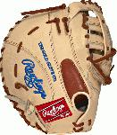 This Pro Preferred 1st Base baseball glove from Rawlings Gear features a conventional back and the Modified Pro H Web which gives the glove a strong pocket so the ball stays in place With its 12 14quot pattern this glove is designed to scoop and flatten out wide so you can trap the ball as it comes from any direction Utilizing the best patterns from the best pro players Pro Preferred gloves feature impeccable kip skin leather that breaks in to specific playing preferences forming the perfect pocket The highperformance sheepskin lining wicks moisture away keeping the hand dry for better control when players need it most p