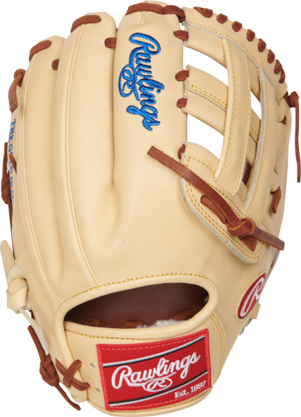 rawlings-pro-preferred-proskb17-baseball-glove-gameday-12-25-right-hand-throw PROSKB17-RightHandThrow Rawlings 083321522505 Kris Bryant Gameday pattern. Pro H Web. Conventional Back. 12.25 Inch
