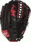 rawlings pro preferred prosmt27 baseball glove 12 75 right hand throw