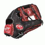 Rawlings PRO200 2BP Heart of the Hide 11.5 inch Baseball Glove Right Handed Throw