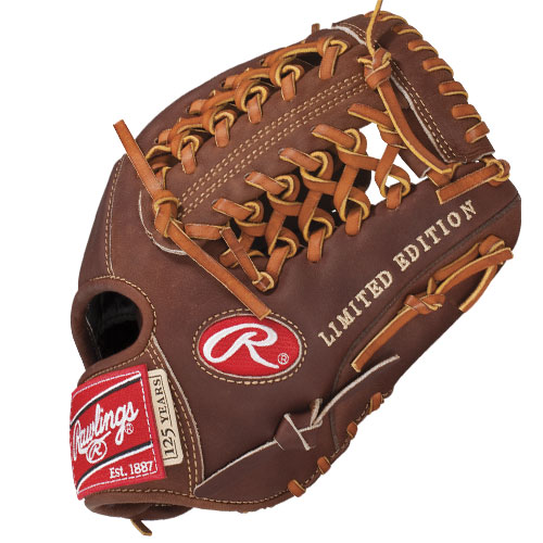rawlings-pro204-heart-of-the-hide-11-5-inch-125th-anniversary-baseball-glove-right-hand-throw PRO204-125-Right Hand Throw Rawlings 083321362187 For 125 years Rawlings has brought you The Finest in the
