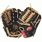 Rawlings PRO204DCB Heart of the Hide 11.5 inch Dual Core Baseball Glove Right Handed Throw