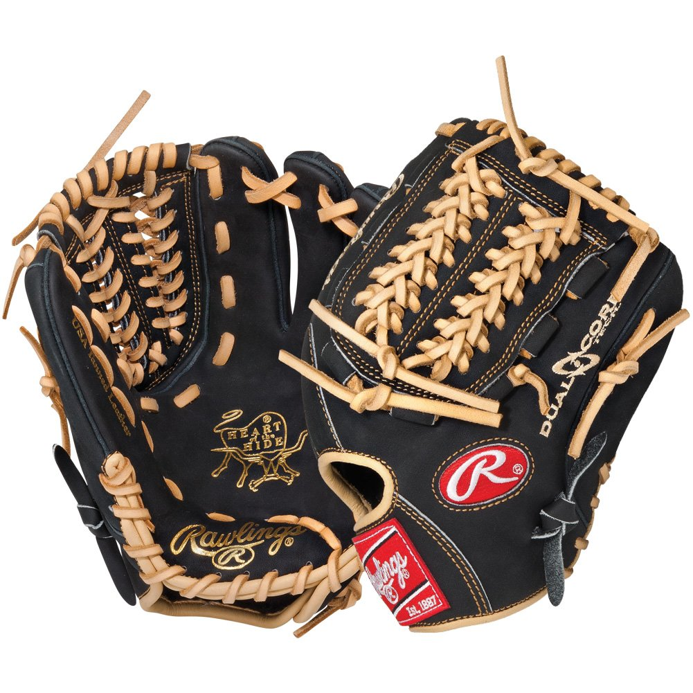 rawlings-pro204dcb-heart-of-the-hide-11-5-inch-dual-core-baseball-glove-right-handed-throw PRO204DCB-Right Handed Throw Rawlings New Rawlings PRO204DCB Heart of the Hide 11.5 inch Dual Core Baseball