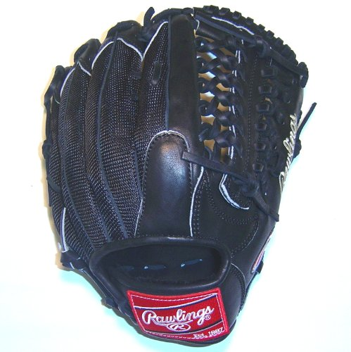 Rawlings PRO3034M Heart of the Hide 12.75 Mesh Back Baseball Glove (Right Hand Throw) : This Heart of the Hide Pro Mesh model features the Modified Trap-Eze Web pattern, which is an extremely strong web that provides ball snagging functionality. With its 12 34 pattern and deep pocket this glove is our most popular model and is primarily an outfielders glove. The Heart of the Hide Pro Mesh Series is the perfect combination of weight and performance. Utilizing Pro Mesh and Heart of the Hide leather, these gloves do not sacrifice any durability or performance.