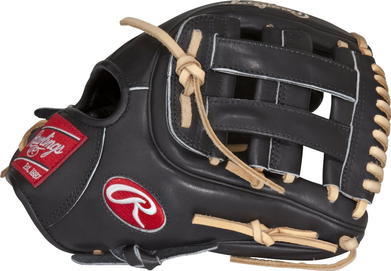 rawlings-pro314-6bc-heart-of-the-hide-baseball-glove-11-5-right-hand-throw PRO314-6BC-RightHandThrow Rawlings 083321163517 This Heart of the Hide baseball glove features a 31 pattern