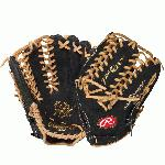 Rawlings PRO601DCB Heart of the Hide 12.75 inch Dual Core Baseball Glove Right Handed Throw
