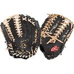 Rawlings PRO601DCC Heart of the Hide 12.75 inch Dual Core Baseball Glove (Left Hand Throw) : This Heart of the Hide Dual Core baseball glove from Rawlings features Trap-Eze Web pattern, which is referred to as the six finger glove. The web is part of the glove, not separate from it, allowing for maximum strength. With its 12 34 pattern, deep pocket, and open web, this pattern is the most popular glove among outfielders. This new Heart of the Hide leather is tanned softer for that game ready feel with the durability and consistency remaining the same. The softness of the new leather allows for less break in time. This Series of gloves now features Dual Core Technology, which is position specific break points in the glove pattern.