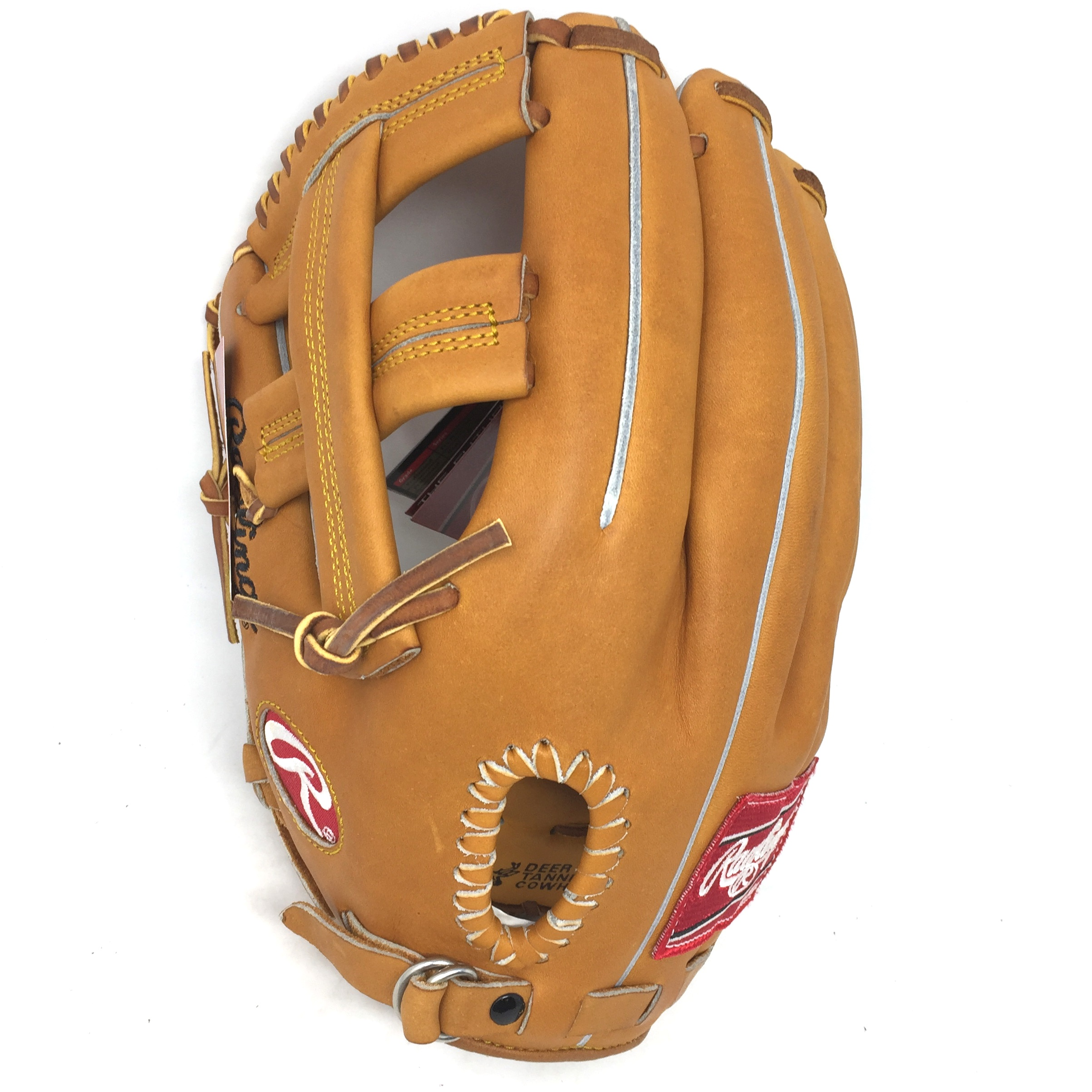 rawlings-pro6hf-12-in-heart-of-hide-baseball-glove-left-handed-throw PRO6HFRH Rawlings Does Not Apply Rawlings PRO6HF 12 Inch Heart of the Hide Baseball Glove Left