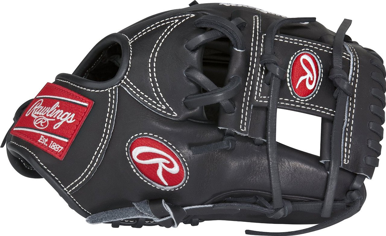 Heart of the Hide is one of the most classic glove models in baseball. Rawlings Heart of the Hide Gloves feature specialty Heart of the Hide leather that breaks in to specific playing preferences forming the perfect pocket. From the Wool Blend Padding to the Soft Leather Finger Back Lining Heart of the Hide gives you the high-performing glove with the comfort you need - day in and day out. Heart of the Hide Ball Glove Features Top 5 Steer Hide Leather Game-Day Patterns from Top Advisory Players Deertanned Cowhide Plus Palm Lining Tennessee Tanning Rawhide Leather Laces Padded Thumb Loops 11.5 Infield Pattern Pro I-Web One Year Manufacturer Warranty