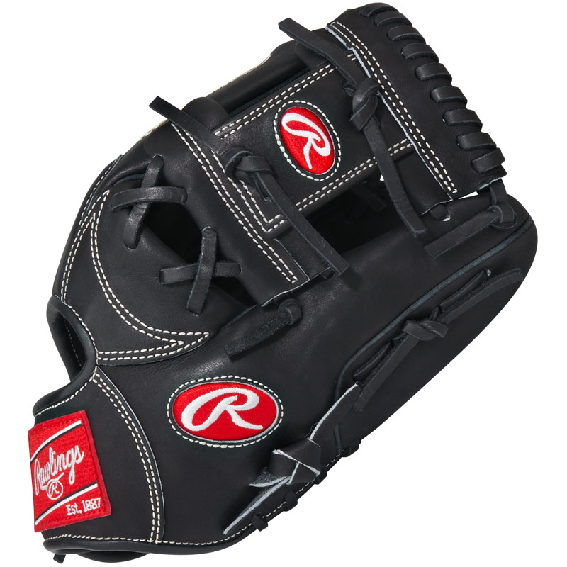 This Adrian Beltre Game Day Heart of the Hide baseball glove features the PRO I Web pattern which is a single post reinforced bottom web that conforms to a smaller lighter web pattern desired by infielders this allows you to better shape the pocket With its 11 34quot pattern this glove features a flat shallow pocket which allows fielders to get the ball out of the glove quickly It works best for 3rd Base or Shortstop positions Handcrafted from the top 5 of steer hides and the best pro grade lace the Heart of the Hide gloves durability remains unmatched This glove is made to the exact specifications of the game day glove worn by 2011 Gold Glove Award Winner Adrian Beltre p