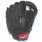 Rawlings PRONP5M 11 3/4 Inch Baseball Glove Mesh Back Size 11.75 inch