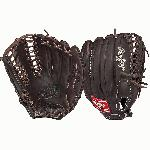 Rawlings PROS27TMO Pro Preferred Mocha 12.75 inch Baseball Glove Right Handed Throw