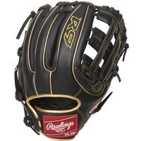 rawlings r9 baseball glove 11 75 h web right hand throw