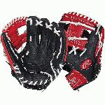 Rawlings RCS Series 11.5 inch Baseball Glove RCS115S (Right Hand Throw) : In a sport dominated by uniformity, the new Rawlings Custom Series is perfect for players looking to incorporate their personal style into their on field game. Featuring unique pro patterns and a variety of bold color options, RCS gloves are made of full grain leather steer hide with rawhide lacing, creating a durable comfortable and fashionable look with game ready feel and quick effortless break-in.