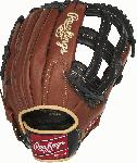 rawlings sandlot series s1275h baseball glove 12 75 right hand throw