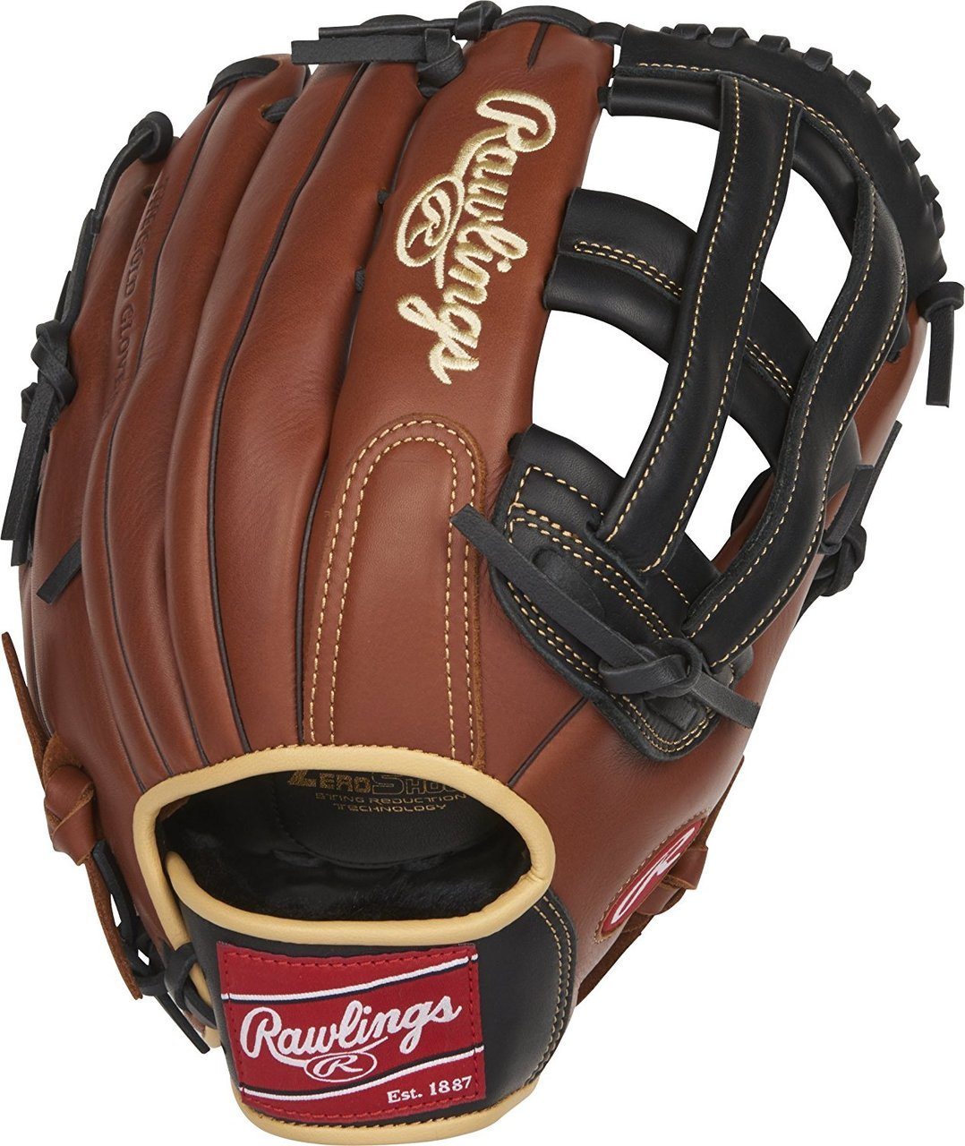 rawlings-sandlot-series-s1275h-baseball-glove-12-75-right-hand-throw S1275H-RightHandThrow  083321369186 The Sandlot Series gloves feature an oiled pull-up leather that gives