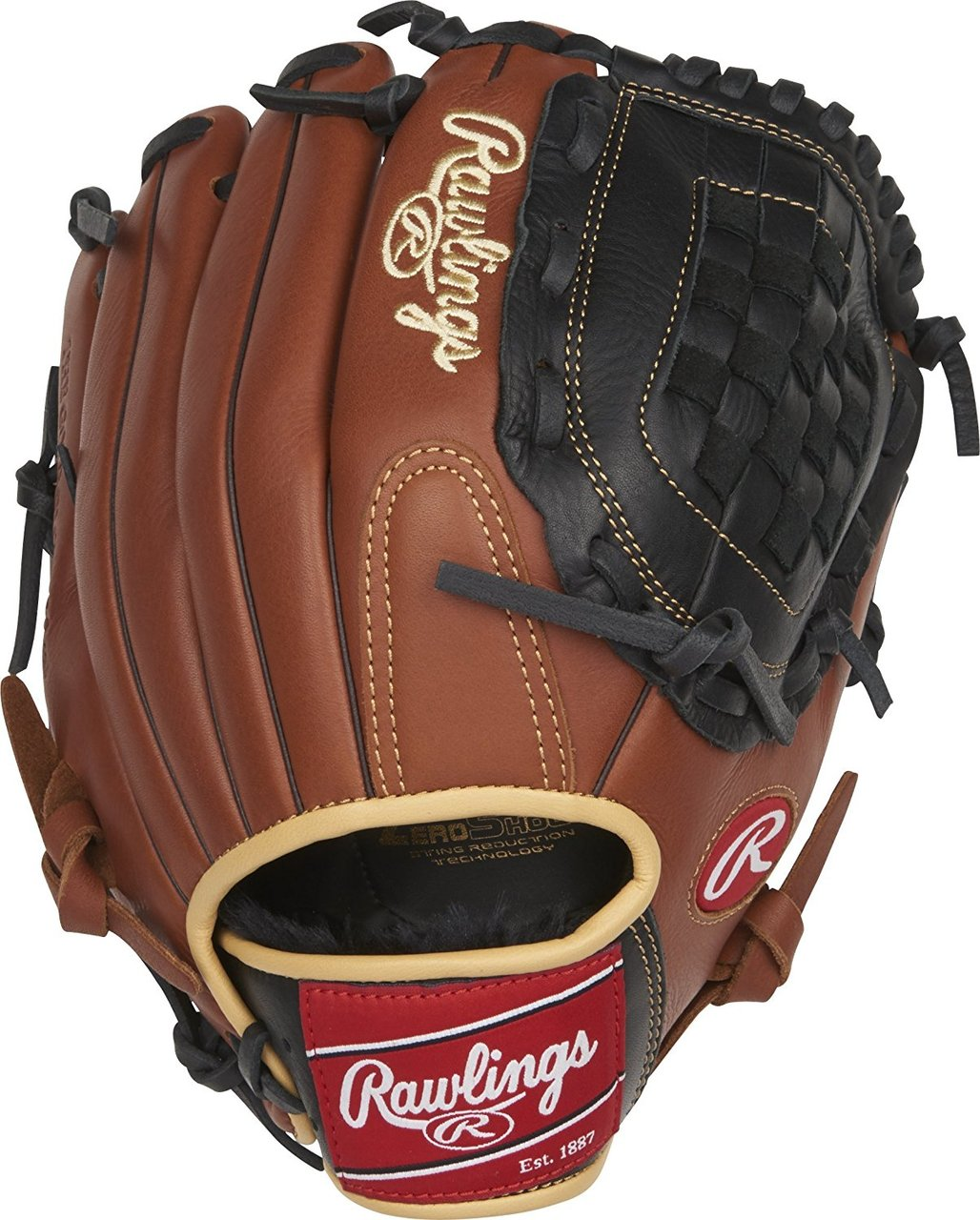 rawlings-sandlot-sl1200b-baseball-glove-12-right-hand-throw S1200B-RightHandThrow  083321369391 The Sandlot Series gloves feature an oiled pull-up leather that gives