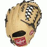 This series offers an exciting collection of a popular pro player designs to give aspiring big leaguers the same glove styling and features of their favorite stars. All of the models in this collection offer Rawlings Youth Pro Taper Fit which incorporates smaller hand openings and lowered finger stalls. This is a perfect solution for the transitioning athlete looking for a pro style model that fits their growing hand size. This is a JJ Hardy Design Model. Details Age: Youth Brand: Rawlings Map: No Sport: Baseball Type: Baseball Size: 11.5 in Color: Camel Hand: Right Back: Conventional Player Break-In: 20 Fit: Youth Pro Taper Lace: Durable all leather Level: Youth Lining: Cushioned fingerback lining Padding: Palm and index finger padding for shock resistance Pattern: Baseball Position: Infield Series: Select Pro Lite Shell: Lightweight Leather Shell Type: Baseball